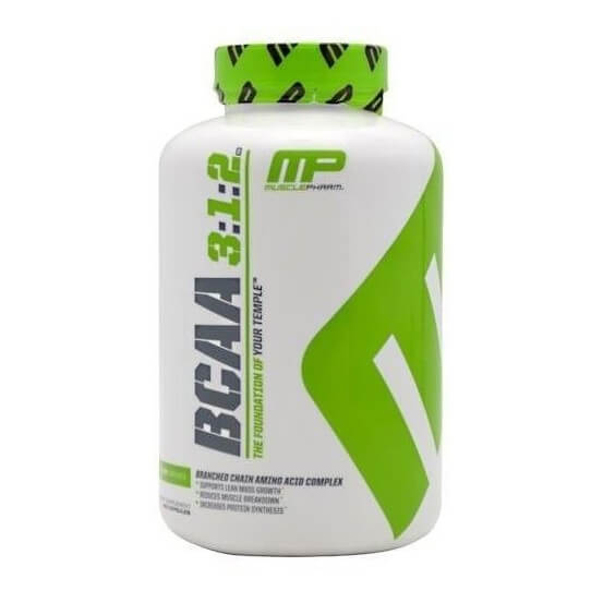 BCAA 3:1:2 240 Cápsulas MusclePharm