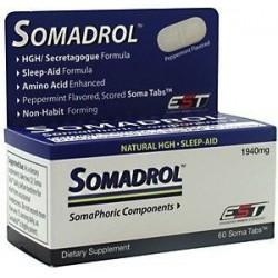 Somadrol 60 tabs EST 895524000120