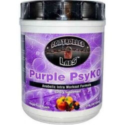 Purple Psyko 597gr Controlled Labs