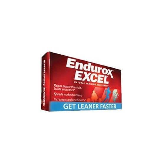 Endurox Excel 60 Comprimidos Pacific Health
