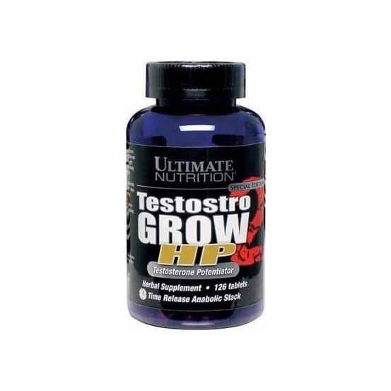 Testostro Grow HP2 126 Comprimidos Ultimate Nutrition