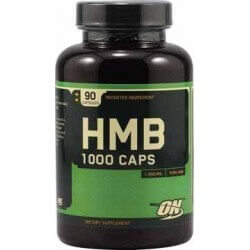HMB 1000mg 90 Cápsulas Optimum Nutrition
