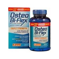 Osteo Bi-Flex Triple Strength Vitamin D3 2000 ui 120 Caplets