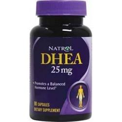DHEA 25mg 90 Cápsulas Natrol