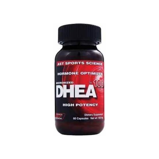 DHEA 100mg Micronizado 60 Cápsulas AST Sports Science