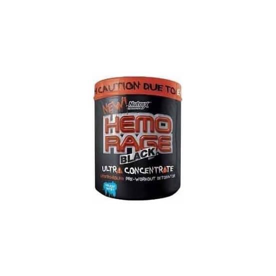 Hemo Rage Black Ultra Concentrado Bruisin Berry 292,5gr