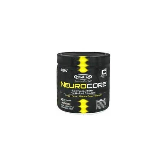 Neurocore fruit punch 171gr Muscletech 631656702729