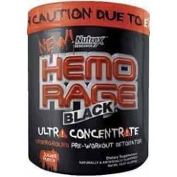 Hemo Rage Black Ultra Concentrado Sucker Punch