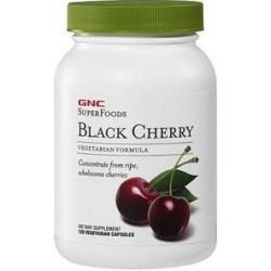 Black Cherry 120 Cápsulas GNC 048107116149