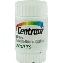 Centrum Adults 60 Comprimidos
