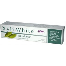 Xyli-White, Creme Dental, 181g, Now Foods Solutions