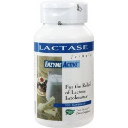 Enzima Lactase 690mg 100 Cápsulas Nature's Way