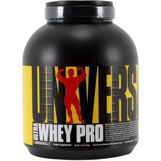 Ultra Whey Pro Chocolate 2270g Universal Nutrition 039442015594