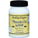 Vitamina D3 2.400 ui 120 Softgels Healthy Origins