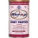 Whey To Go, Whey Protein, Sabor Natural de Morango, 454g Solgar