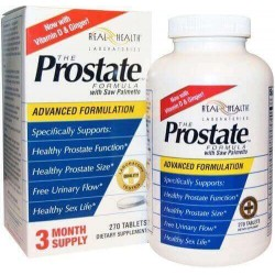 The Prostate Formula, 270 Comprimidos, Real Health