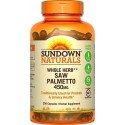 Saw Palmetto 450 mg 250 Cápsulas Sundown Naturals