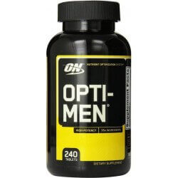 Opti-men, 240 Comprimidos, Optimum Nutrition