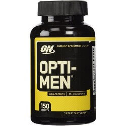 Opti-men, 150 Comprimidos, Optimum Nutrition