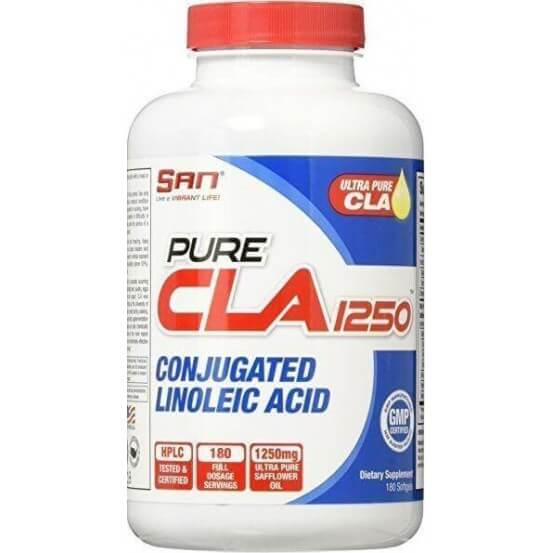Pure CLA, 1250mg, 180 Softgels, SAN, 672898126003