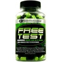 Free Test Pro Series, Testosterona, Applied Nutriceuticals