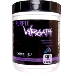 Purple Wraath, Suco de Uva, 1084g, Controlled Labs