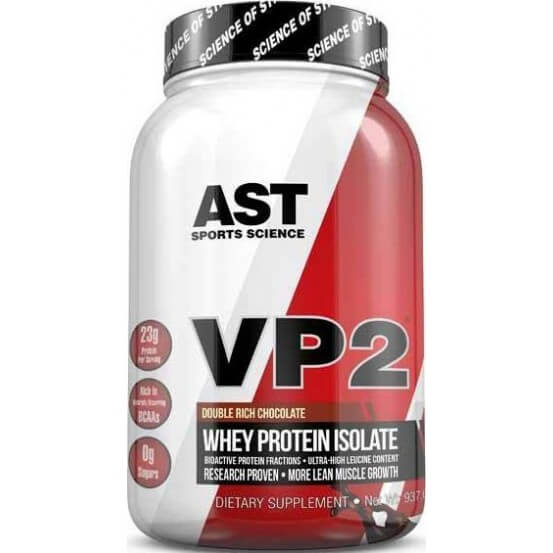 VP2, Whey Protein Isolado, 960g, Chocolate, AST Sports Science