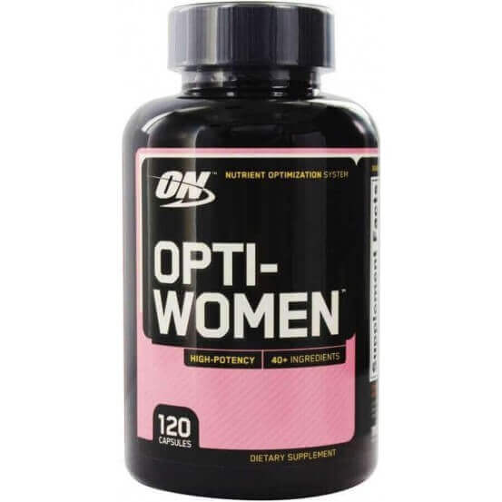 Opti-Women, 120 Capsulas, Optimum Nutrition