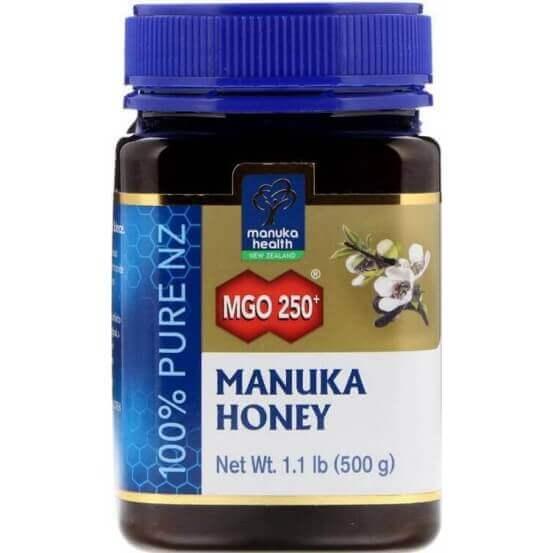 Mel de Manuka, MGO 250+, 500g, Manuka Health
