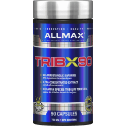 Allmax Nutrition, Tribx 90, 750mg, 90 Capsulas