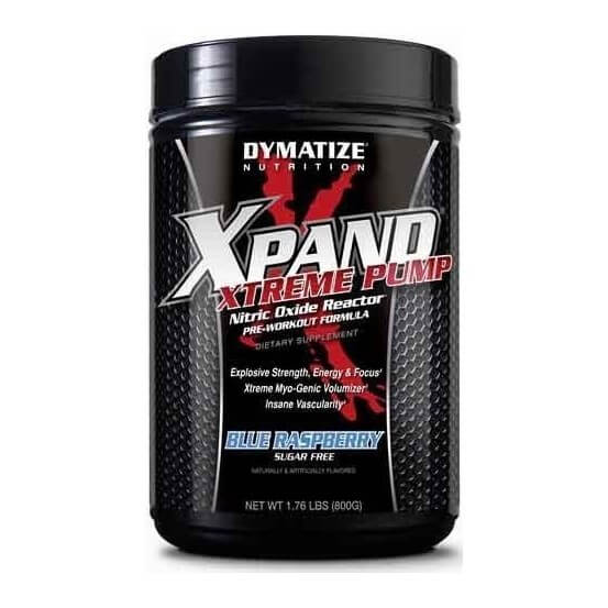 Xpand Xtreme Pump Fruit Punch 800g Dymatize