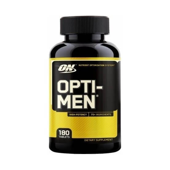 Opti-men 180 Comprimidos Optimum Nutrition