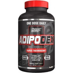 Adipodex 45 Cápsulas Nutrex Research Labs
